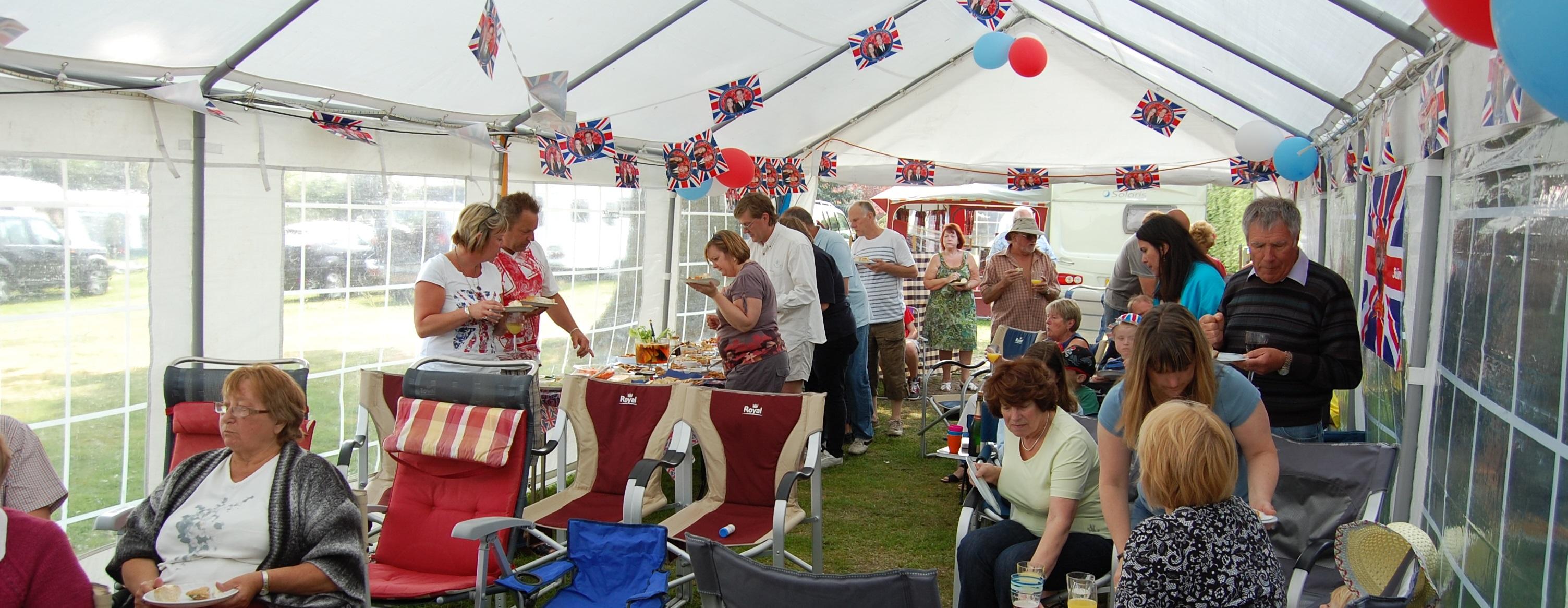 Queens Jubilee 2011